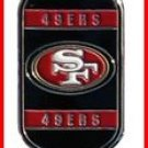 Personalized NFL Dog Tag San Francisco 49ers