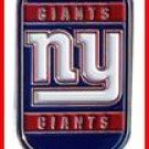 Personalized NFL Dog Tag New York Giants