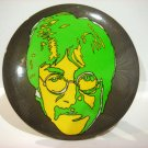 "Beatles 1 1/4"" Button Pin Psychedelic John Lennon"