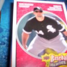 Paul Konerko 2008 Upper Deck Heroes Red Parrallel White Sox
