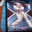 Manny Ramirez 2008 Upper Deck Starquest Rare Red Sox