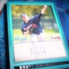 Brett Oberholtzer 2009 Bowman Prospects Braves