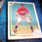 Chipper Jones 1991 Upper Deck RC Braves