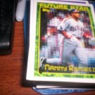 Manny Ramirez 1994 Topps Future Star RC Indians