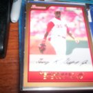 Ken Griffey Jr 2006 Bowman Gold Reds