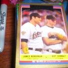 Lance Berkman/Roy Oswalt 2006 Topps Update Gold Astros