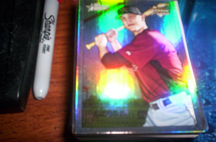 Hunter Pence 2007 Bowman Heritage RC Astros