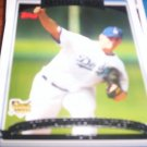 Chad Billingsley 2006 Topps Update RC Dodgers
