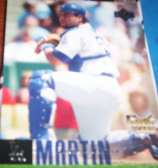 Russell Martiin 2006 Upper Deck RC Dodgers