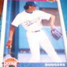 Pedro Martinez 1992 Upper Deck RC Dodgers