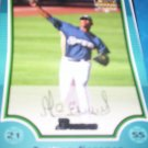 Alcides Escobar 2009 Bowman RC Brewers