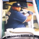 Prince Fielder 2006 Topps RC Brewers
