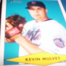 Kevin Mulvey 2007 Bowman Heritage Prospects RC Mets