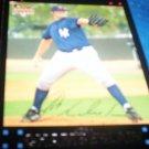 Joba Chamberlain 2007 Topps Update RC Yankees
