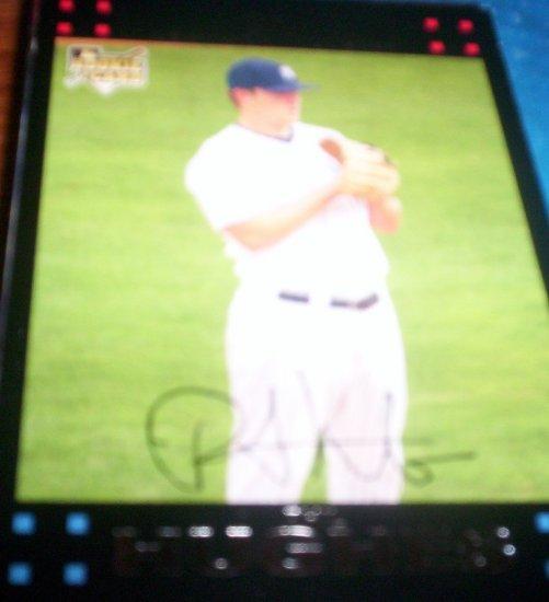 Phil Hughes 2007 Topps Update RC Yankees