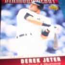 Derek Jeter 2006 Upper Deck Diamond Debut Yankees