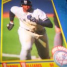 Bernie Williams 1990 Score RC Yankees