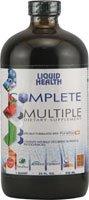 Liquid Health Complete Multiple Berry Fruit -- 32 fl oz