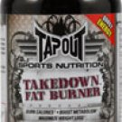 Tapout TakeDown™ Fat Burner -- 60 Capsules