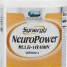 Vitacost Synergy NeuroPower Multi-Vitamin 180 Capsules