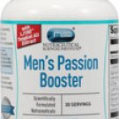 Men's Passion Booster with LJ100 Tongkat Ali -- 30 Capsules