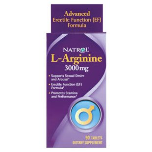 L-Arginine 3000mg mens health increase nitric oxide Support Sexual Desire and Arousal