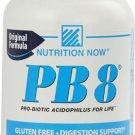 Nutrition Now PB 8® Pro-Biotic Acidophilus For Life™ -- 120 Capsules