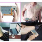 Portable Handheld ECG EKG Heart Monitor