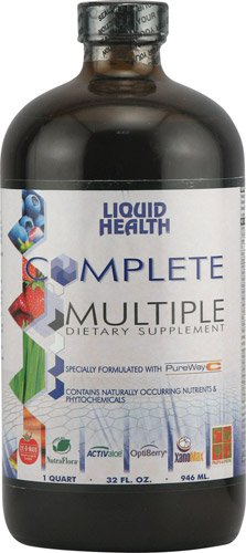 Liquid Health Complete Multiple Original -- 32 fl oz