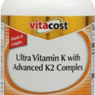Ultra Vitamin K with Advanced K2 Complex -- 90 Softgels