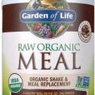 Garden of Life Meal Replacement Chocolate Powder, 28 Servings, Organic Raw Plant Based Powder