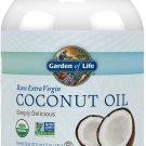 Garden of Life Organic Extra Virgin Coconut Oil - Unrefined Cold Pressed -56 fl oz