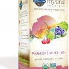 Garden of Life mykind Organics Women's Multivitamin 40 Plus -- 120 Vegan Tablets