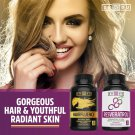 The Ultimate formula for Anti Aging Radiant skin & Hair Growth Longer, Stronger & Healthier