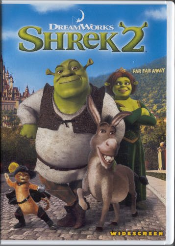 Shrek 2 (Widescreen Edition) (2004)