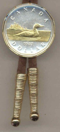 Canadian dollar Loon (S.B. Anthony dollar size)