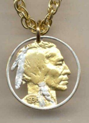 U.S. Indian nickel copper - nickel 1913 - 1938