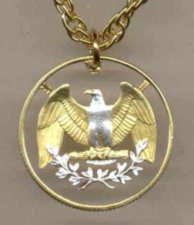 U.S. Washington quarter copper - nickel 1965 - 1998