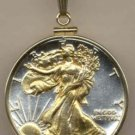 U.S. Walking Liberty half dollar (minted 1916 - 1947)