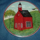 Country Life House/Barn Plates - Warren Kimble