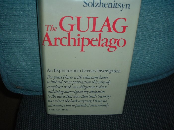 The Gulag Archipelago by Solzhenitsyn