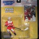 SERGEI FEDEROV 1996 Starting Lineup  Detroit Red Wings