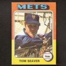 TOM SEAVER - 1975 Topps Mini - New York Mets