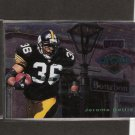 JEROME BETTIS - 1996 Playoff SUPERBOWL CARD SHOW PROMO - Steelers