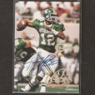 TONY BANKS - 1996 Classic Michigan State RC AUTOGRAPH