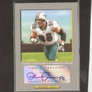 DAVID BOWENS - 2005 Topps Turkey Red AUTOGRAPH