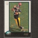 HINES WARD - 1998 Bowman Rookie - Steelers & Georgia Bulldogs