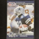 EMMITT SMITH - 1990 Pro Set ROOKIE CARD - Florida Gators & Dallas Cowboys
