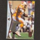 WARREN SAPP - 1995 Upper Deck SP ROOKIE CARD - Buccaneers, Raiders & Miami Hurricanes
