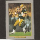 AARON RODGERS - 2005 Topps Turkey Red ROOKIE CARD - Cal Golden Bears & Green Bay Packers